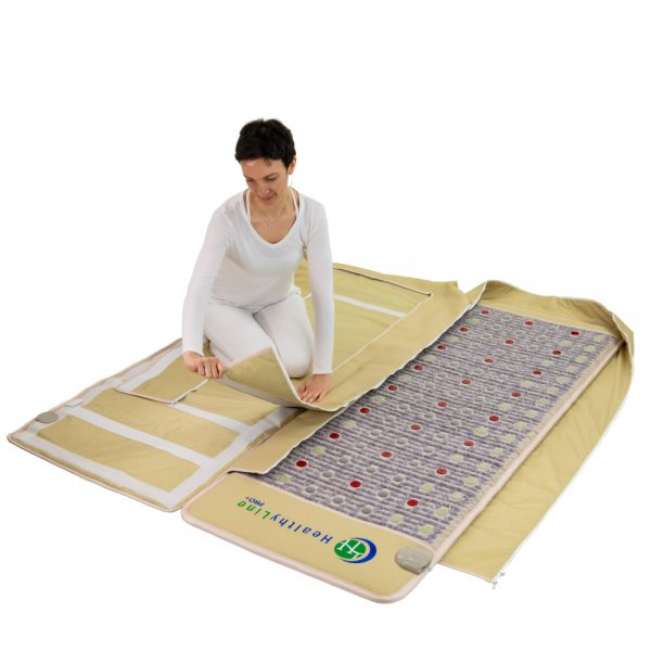 Cocoon TAJ&SOFT Mat Full 7224 - PEMF Photon (14)