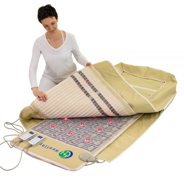 Cocoon TAJ&SOFT Mat Full 7224 - PEMF Photon (24)